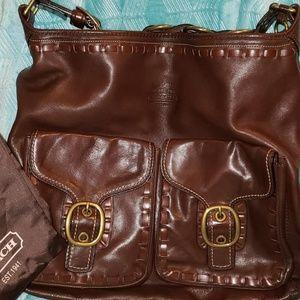 Coach Bleecker Elisa Shoulder Bag